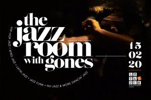 The Jazz Room with Gones