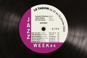 JAZZ WEEK : Olivier Temime & Alex Freiman