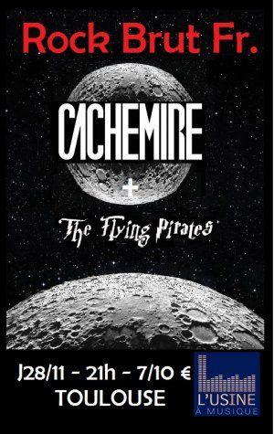 Rock Brut Fr. : Cachemire / The Flying Pirates