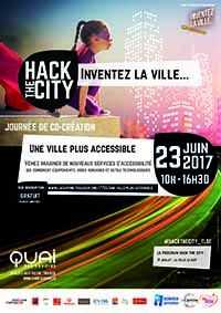 Hack the city: une ville plus accsseible