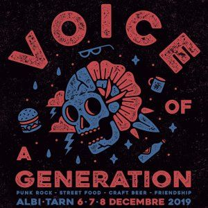 Voice of a generation festival
