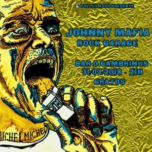 Johnny Mafia (Garage-Rock)