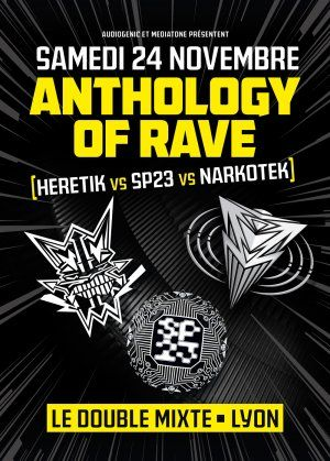 Anthology of Rave | Heretik vs SP23 vs Narkotek