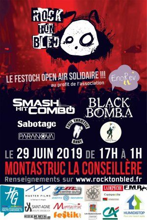 Festival Solidaire Rock Ton Bled