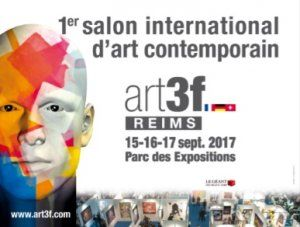 art3f Reims 2017 – 1er Salon international d'art contemporain