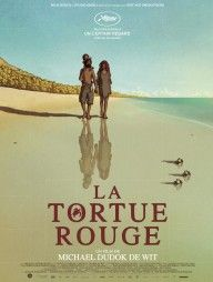 "Projection du film "" La tortue rouge "" au musée Dapper"