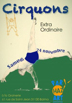 Cirquons ! Extra-Ordinaire