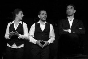 All'Arrabbiatta, cabaret satirique