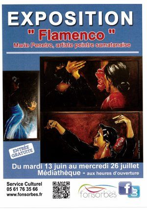 "Exposition ""FLAMENCO"""