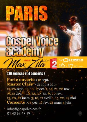 Gospel Voice Academy recrute