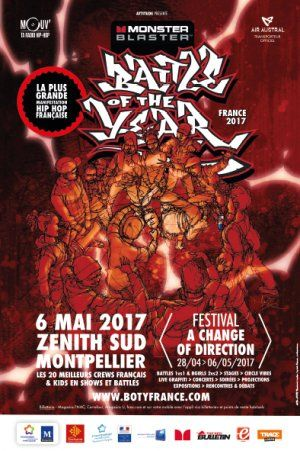 Monster Blaster Battle Of The Year France