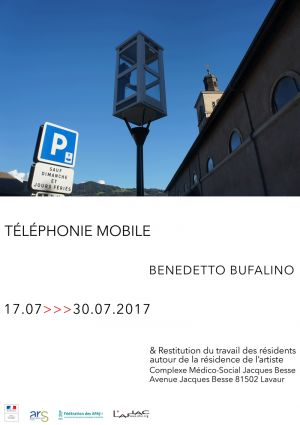"""Téléphonie mobile"" Benedetto Bufalino"
