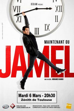 MAINTENANT OU JAMEL