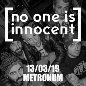 No One Is Innocent + Aqme