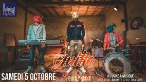 Guillo release party