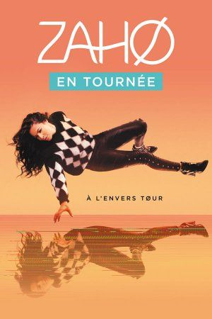"ZAHO ""A L'Envers Tour"""