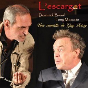 L'escargot de Guy Foissy par Tony Moscato et Dominique Breuil
