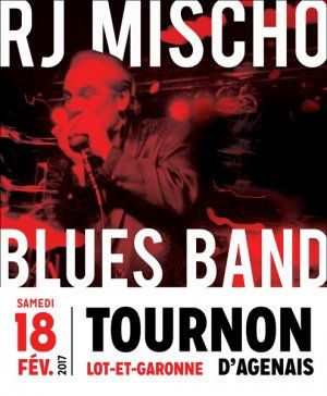 SWING BLUES PARTY WITH R.J. MISCHO BAND FEAT. NICO DUPORTAL & RONAN ONE MAN BAND