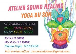 Sound Healing - Yoga du son