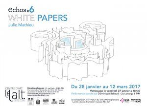 Echos #6 - White papers