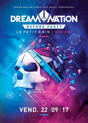 22/09/17 - BEFORE DREAM NATION @ Petit Bain - Paris